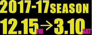 2014-15 SEASON 12/6-3/8