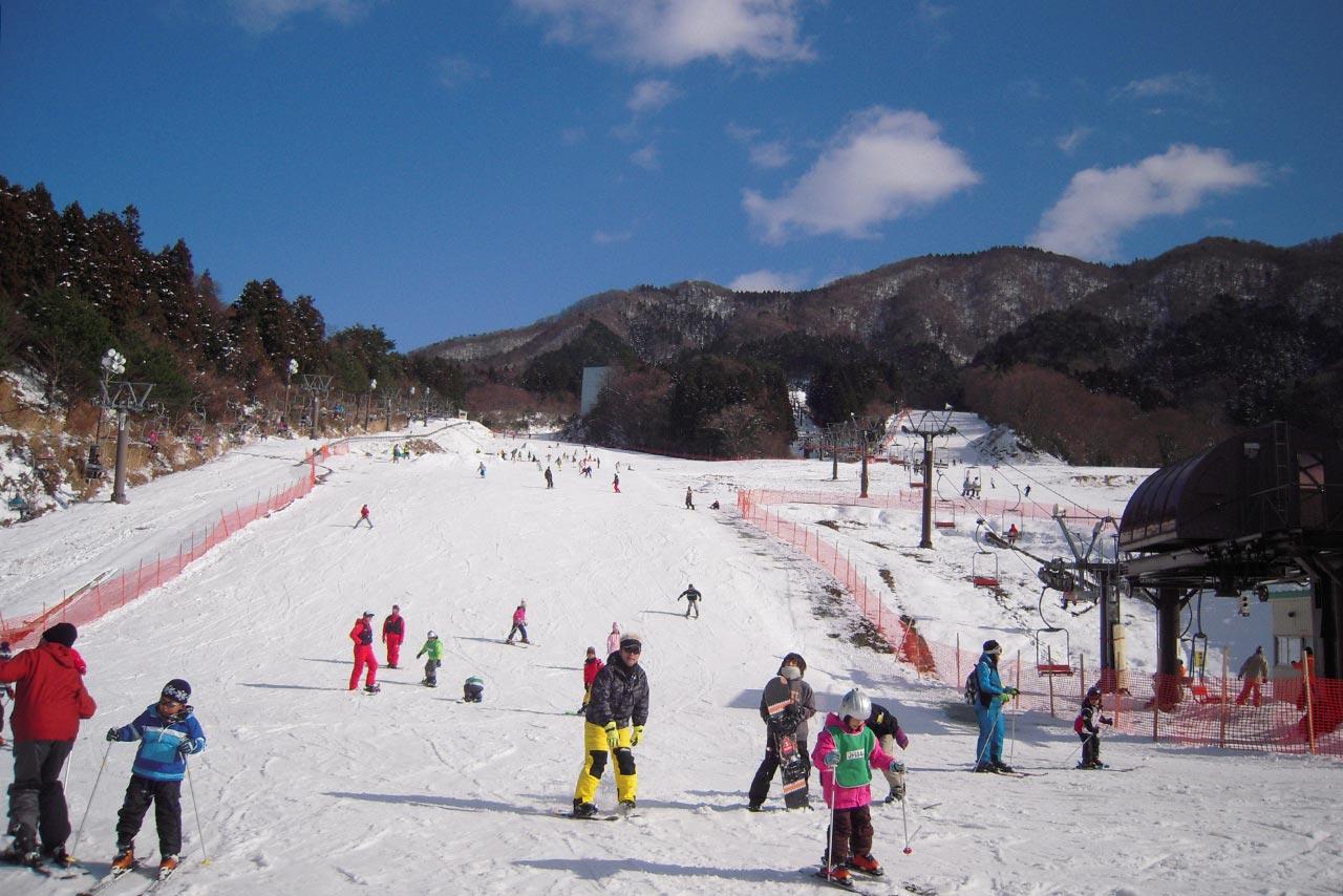 琴引森林公園 滑雪場 (1)