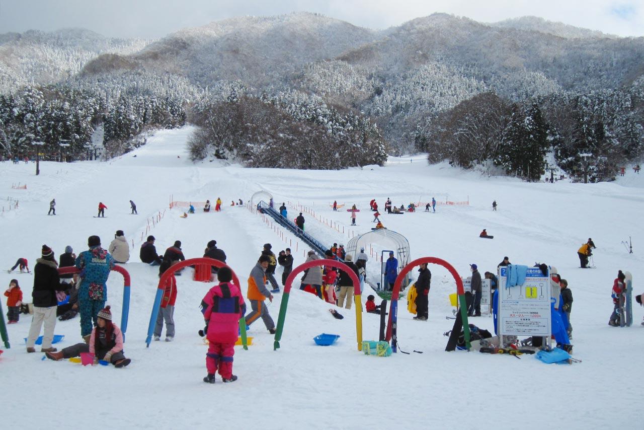 琴引森林公園 滑雪場 (2)