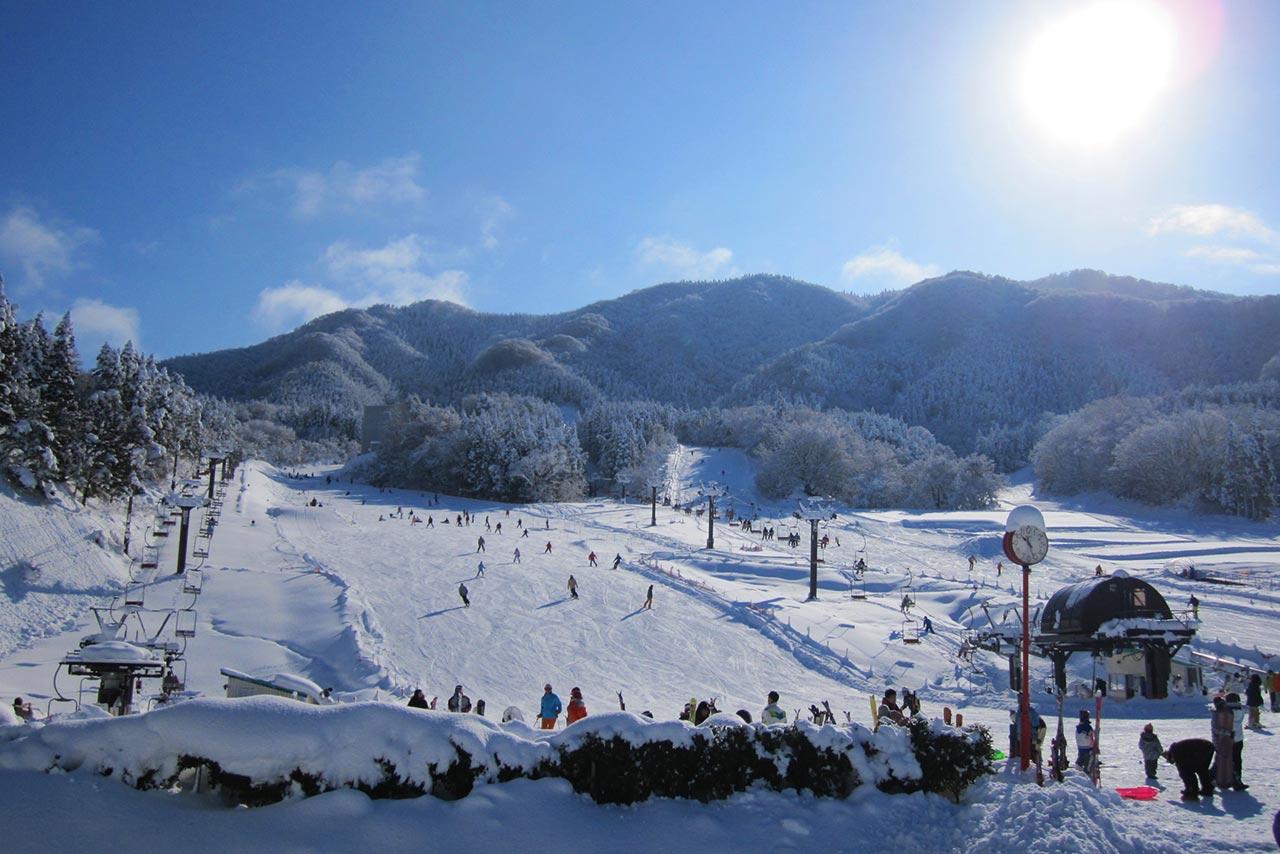 琴引森林公園 滑雪場 (3)