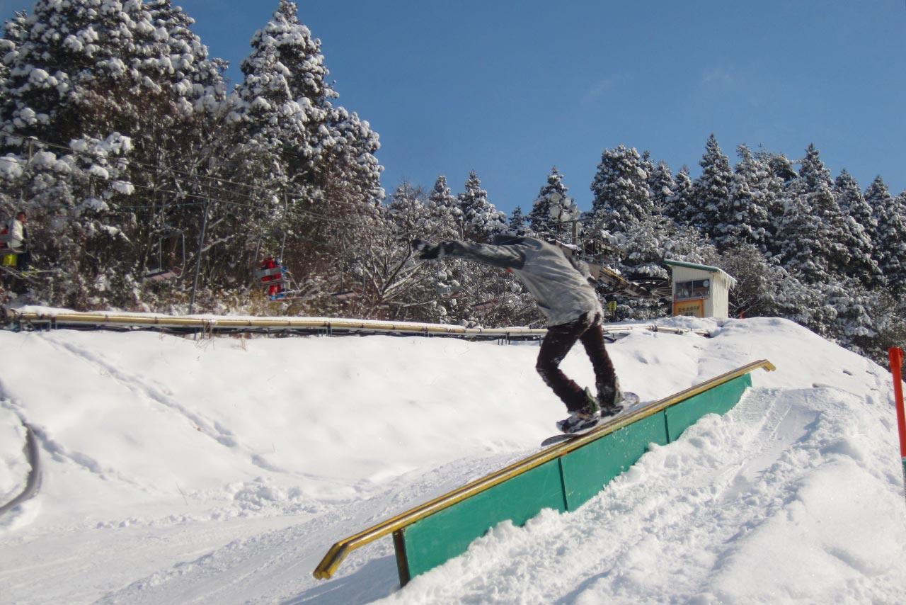 琴引森林公園 滑雪場 (4)